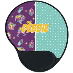 Pinata Birthday Mouse Pad with Wrist Support