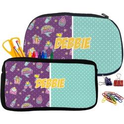 Pinata Birthday Pencil / School Supplies Bag (Personalized)