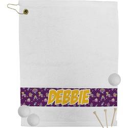 Pinata Birthday Golf Towel (Personalized)