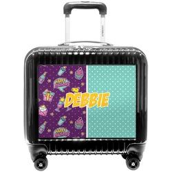 Pinata Birthday Pilot / Flight Suitcase (Personalized)