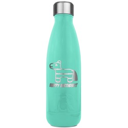 Pinata Birthday RTIC Bottle - Teal (Personalized)