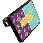 "Pinata Birthday Rectangular Trailer Hitch Cover - 2"" (Personalized)"