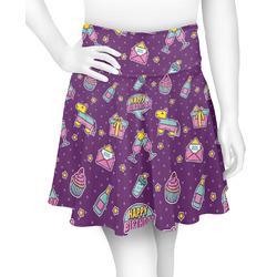 Pinata Birthday Skater Skirt (Personalized)