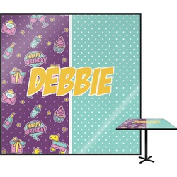 "Pinata Birthday Square Table Top - 30"" (Personalized)"