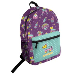 Pinata Birthday Student Backpack (Personalized)
