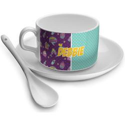 Pinata Birthday Tea Cups (Personalized)