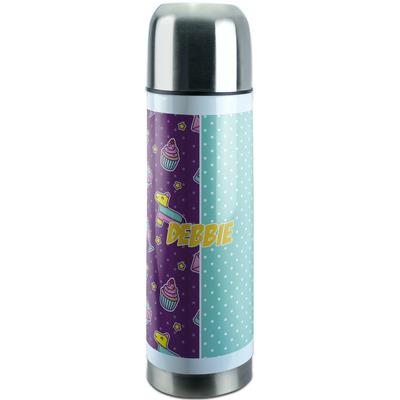 Pinata Birthday Stainless Steel Thermos (Personalized)