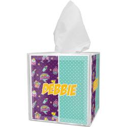 Pinata Birthday Tissue Box Cover (Personalized)
