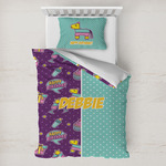 Pinata Birthday Toddler Bedding w/ Name or Text