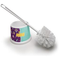 Pinata Birthday Toilet Brush (Personalized)