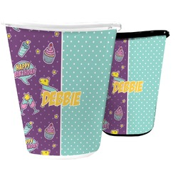 Pinata Birthday Waste Basket (Personalized)