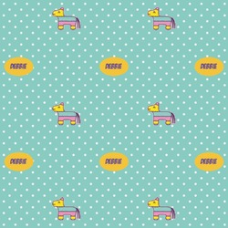 Pinata Birthday Wrapping Paper (Personalized)