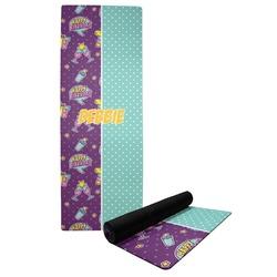 Pinata Birthday Yoga Mat (Personalized)