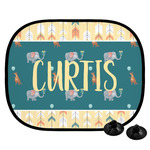 Animal Friend Birthday Car Side Window Sun Shade (Personalized)