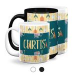 Animal Friend Birthday Coffee Mugs (Personalized)