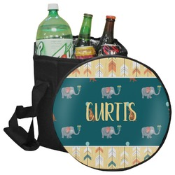 Animal Friend Birthday Collapsible Cooler & Seat (Personalized)