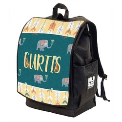 Animal Friend Birthday Backpack w/ Front Flap  (Personalized)