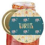 Animal Friend Birthday Jar Opener (Personalized)