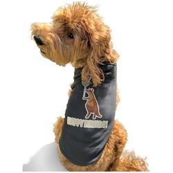 Animal Friend Birthday Black Pet Shirt - XL (Personalized)