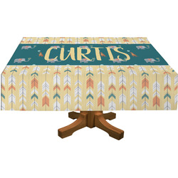 Animal Friend Birthday Tablecloth (Personalized)