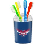 DHS Wings and Badge Toothbrush Holder (Personalized)