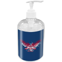 DHS Wings and Badge Soap / Lotion Dispenser (Personalized)