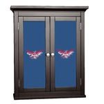 DHS Wings and Badge Cabinet Decal - Custom Size (Personalized)
