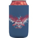 DHS Wings and Badge Can Sleeve (12 oz) (Personalized)