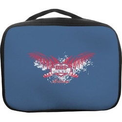 DHS Wings and Badge Insulated Lunch Bag (Personalized)
