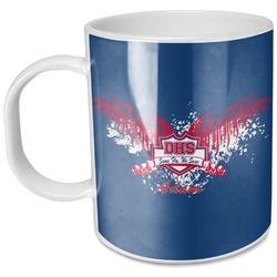 DHS Wings and Badge Plastic Kids Mug (Personalized)