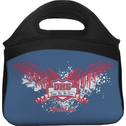 DHS Wings and Badge Lunch Tote (Personalized)