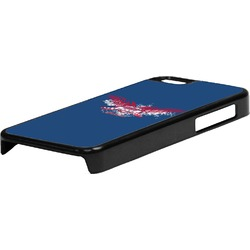 DHS Wings and Badge Plastic iPhone 5C Phone Case (Personalized)