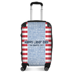Labor Day Suitcase (Personalized)