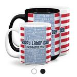 Labor Day Coffee Mugs (Personalized)