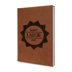 Labor Day Leatherette Journal (Personalized)