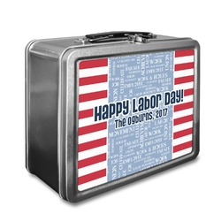 Labor Day Lunch Box (Personalized)