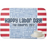 Labor Day Dish Drying Mat (Personalized)