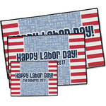 Labor Day Door Mat (Personalized)