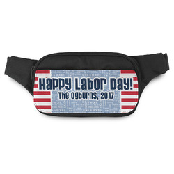 Labor Day Fanny Pack (Personalized)