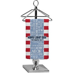 Labor Day Finger Tip Towel - Full Print (Personalized)