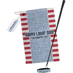 Labor Day Golf Towel Gift Set (Personalized)