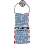 Labor Day Hand Towel - Full Print (Personalized)