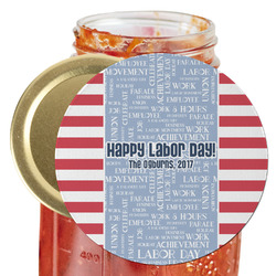 Labor Day Jar Opener (Personalized)