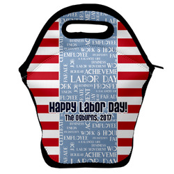 Labor Day Lunch Bag w/ Name or Text