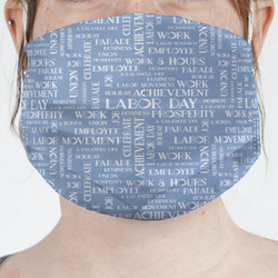 Labor Day Face Mask Cover (Personalized)