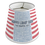Labor Day Empire Lamp Shade (Personalized)