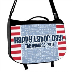 Labor Day Messenger Bag (Personalized)