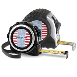 Labor Day Tape Measure (Personalized)