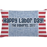 Labor Day Pillow Case (Personalized)
