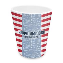 Labor Day Plastic Tumbler 6oz (Personalized)